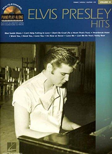 Elvis Presley Hits: Piano Play-Along Volume 35