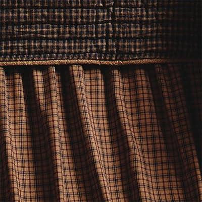 Millsboro Bed Skirt by VHC Brands