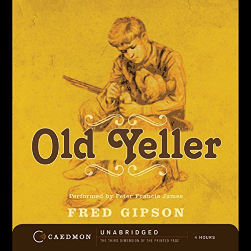 Old Yeller (Old Yeller Audiobook compare prices)
