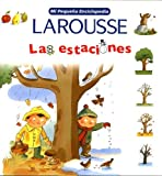 Acquista Mi Pequena Enciclopedia: Las Estaciones/ My Little Encyclopedia: The Seasons