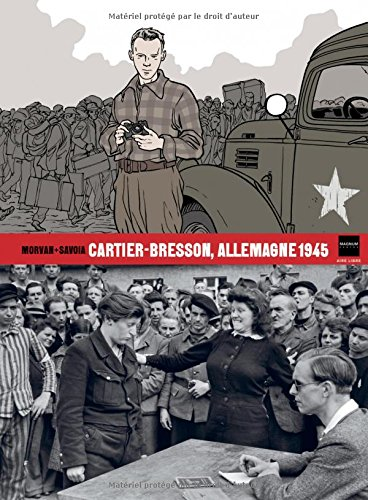 Cartier-Bresson, Allemagne 1945