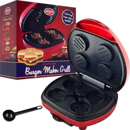 American Originalst Mini Burger Maker Grill front-439708