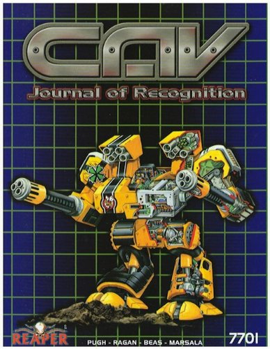 CAV Journal of Recognition RPR 07701