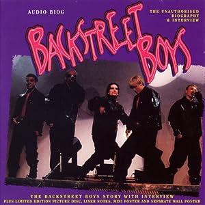 Backstreet Boys: A Rockview All Talk Audiobiography Speech