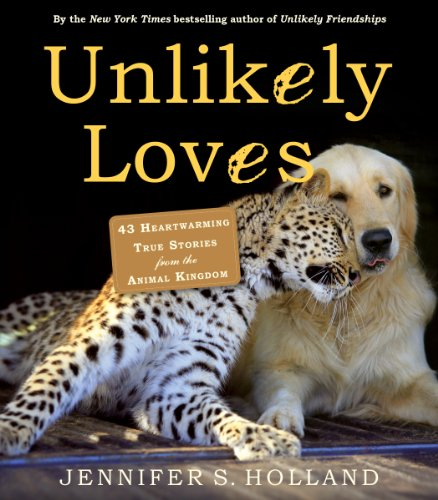 Image of: Fox Unlikely Loves 43 Heartwarming True Stories From The Animal Kingdom The Wolverine Blog Wordpresscom Unlikely Loves 43 Heartwarming True Stories From The Animal Kingdom