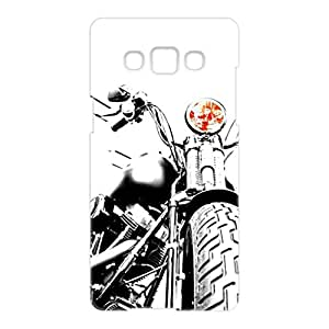 a AND b Designer Printed Mobile Back Cover / Back Case For Samsung Galaxy A5 (SG_A5_3D_306)