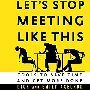 Let's Stop Meeting like This Audiobook