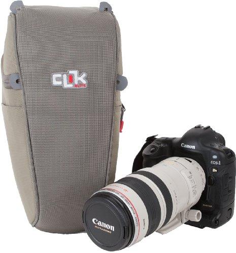 Clik Elite CE704GR Telephoto SLR Chest Pack, Gray
