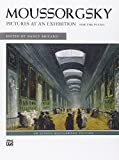 Mussorgsky -- Pictures at an Exhibition (Alfred Masterwork Editions)