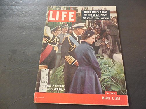 Life Mar 4 1957 Elizabeth, Phillip In Portugal (Liz Is On The Right) (Ebay Portugal compare prices)