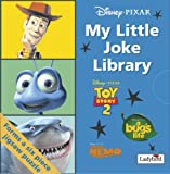 My Little Joke Library (Disney Pixar)