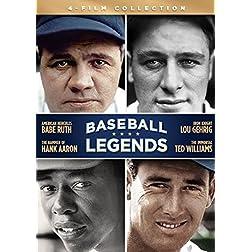 Baseball Legends - DVD