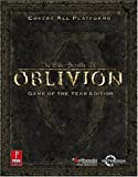 Elder Scrolls IV: Oblivion Game of the Year: Prima Official Game Guide (Prima Official Game Guides)