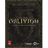 Elder Scrolls IV: Oblivion Game of the Year: Prima Official Game Guide (Prima Official Game Guides) ~ Peter Olafson