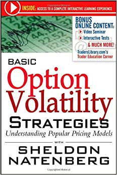 Options volatility trading natenberg