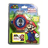 Super Mario Watch Projector with Candy Character (Color: Multi)
