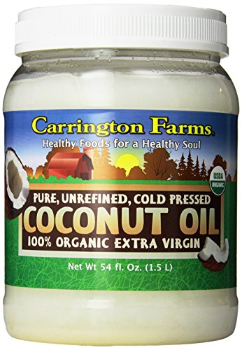 Carrington Farms Organic Extra Virgin Coconut Oil, 54