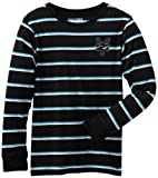 Zoo York Big Boys Basic Trio Stripe Tee