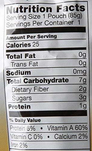 Plum Organics Baby Just Veggies, Butternut Squash with Cinnamon, 3 Ounce
