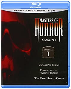 Masters of Horror: Vol. 1 Season 1 [Blu-ray]