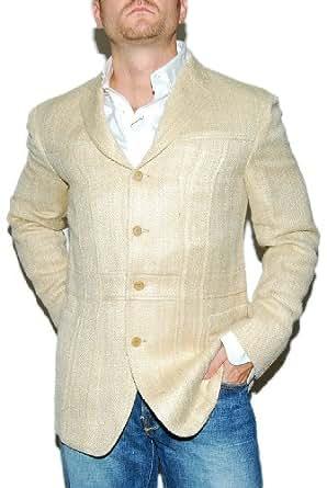 Polo ralph lauren purple label men jute sport coat blazer for Polo shirt with sport coat