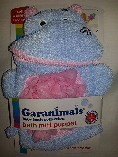 Garanimals Baby Mitt Puppet Hippo - 1
