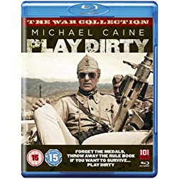 Play Dirty  (Region Free) [PAL] [Blu-ray]