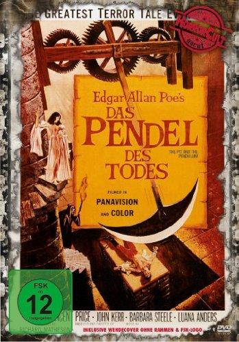 Das Pendel des Todes (Horror Cult, Uncut)