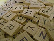 300 Scrabble Tiles – NEW Scrabble Let…