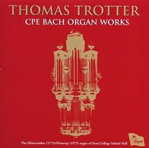 CPE Bach - Organ Works