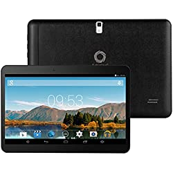 Artizlee Tablet Phone ATL-21 - 10.1 pollici HD, 16GB, Wifi, Dual SIM, Bluetooth (Nero)