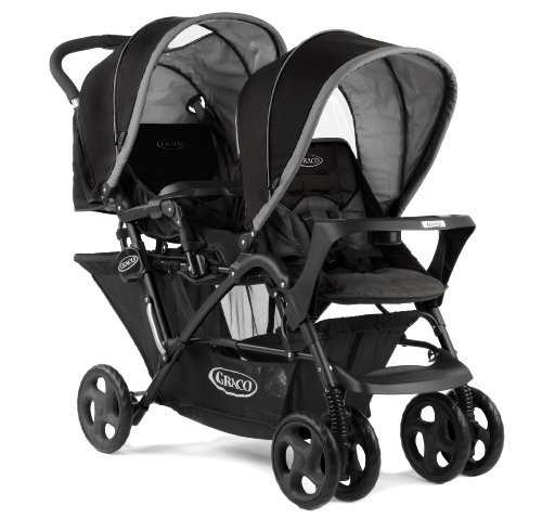 Graco Stadium Duo Stroller (Orbit)