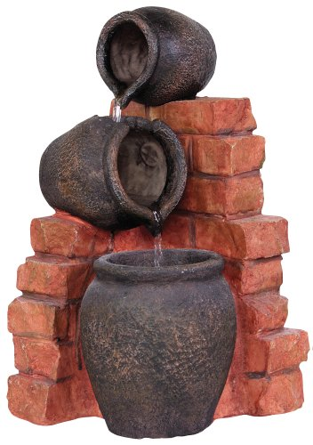 Easy Fountain Mini Spilling Urns