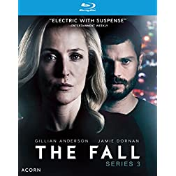 The Fall: Series 3 [Blu-ray]