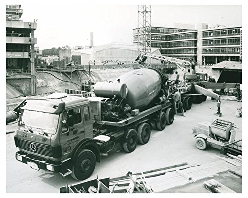 1983-mercedes-benz-semitrailer-cement-truck-photo-poster