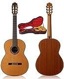 Cordoba Luthier C9 Cedar Top Classical Guitar with Cordoba Polyfoam Case.