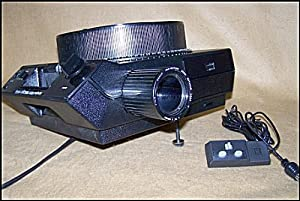 Carousel 4400 Slide Projector