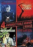 4 Unforgettable Horror Movies (Hellraiser, Children of the Corn, Re-Animator, Never Sleep Again)