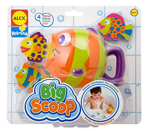 ALEX Toys Rub a Dub Big Scoop - 1