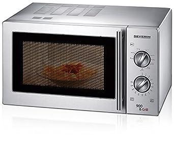Micro-ondes avec grill, MW7849, 230V/800W, SEVERIN