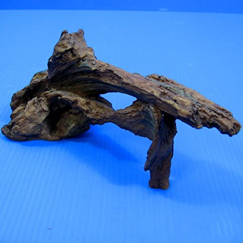 Bois flott 15 cm d coration pour aquarium tronc d arbre for Decoration bois flotte aquarium