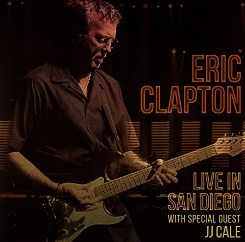 Vinilo : Eric Clapton - Live In San Diego (with Special Guest JJ Cale) (3 Disc)