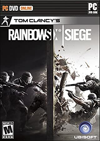 Tom Clancy's Rainbow Six Siege - PC