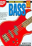 Cover art for  10 EASY LESSONS BASS DVD AND BOOKLET IN PLASTIC CASE