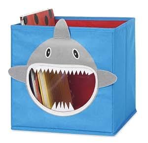 Amazon Com Whitmor 6256 4925 Shark Collapsible Cube Home