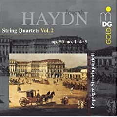 String Quartets Vol. 2 (Op. 50 No