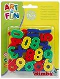 Simba 4591457 - Magnet-Zahlen/Zeichen von Simba Dickie Group