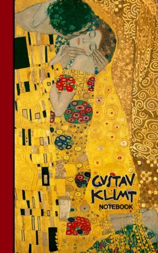 Gustav Klimt Notebook: The Kiss (cuaderno / portable / gift) (Signature Series)