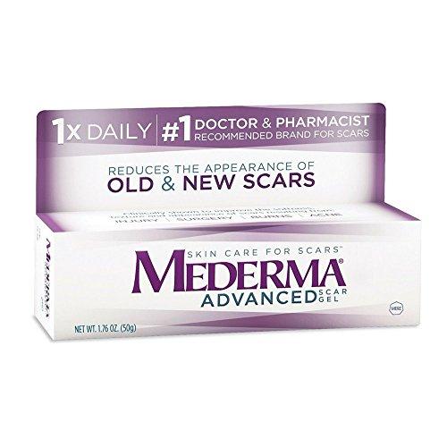 Mederma Advanced Scar Gel - 1x Dail…