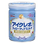 アイクレオのフォローアップミルク850gの商品イメージ